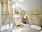 Łazienka z prysznicem Agroturystyka Konstantów