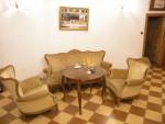 Sala bankietowa - zestaw wypoczynkowy