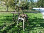 Sieczkarnia w gospodarstwie agroturystycznym