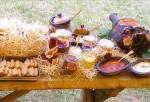 Wiejski stół - wyżywienie